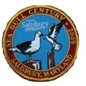 Sea Gull Century Patch (2009)
