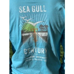 2017 SGC Long Sleeve Graphic T-shirt Back Close-Up