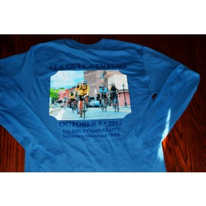 Long Sleeve Rider T-Shirt 2012