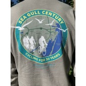 2018 30th SGC Commemorative Long Sleeve T-Shirt Back Close-up
