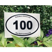 SGC Oval Century Sticker